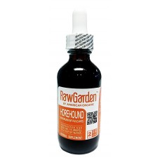Raw Garden Marrubium (Horehound Herb) Extract 2 Fl oz