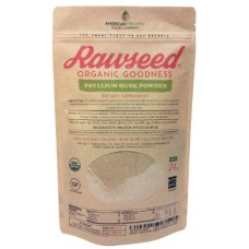 Rawseed Organic Psyllium Husk Powder 24 oz