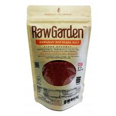 Raw Garden Hawaiian Red Alaea Fine Salt 12 oz Original Hawaiian Salt