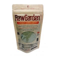 Raw Garden Hawaiian Green Bamboo Fine Salt 12 oz Original Hawaiian Salt