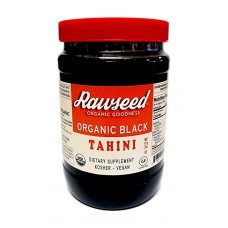Rawseed Organic Black Tahini 32 oz