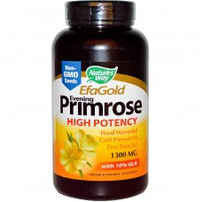 Evening Primrose High Potency 1300 mg 60 softgels