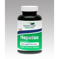Hepatox Liver Cleanse 120 Capsules