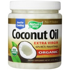 Organic Coconut Oil 16 Oz 2 pack