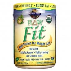 Raw Fit Plain 16 oz