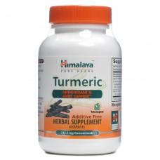 Turmeric 60 Vegetarian Capsules