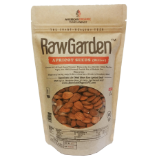 Raw Garden Bitter Raw Apricot Seeds 4 Lbs California Grown