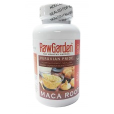 Raw Garden Golden Maca Root 120 Capsules