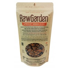 Raw Garden Bitter Raw Apricot Seed 2 Lbs ( 1 Pack ) California Grow