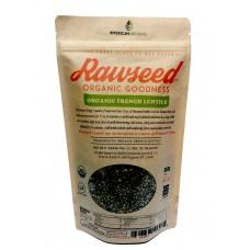 Rawseed Organic French Lentils 2 lb 4 Pack