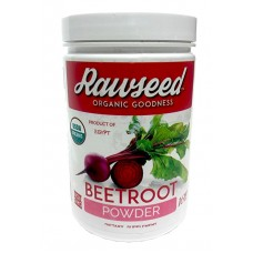 "Rawseed Organic Beet Root Powder ""Beta vulgaris"" 1 Lb Jar"