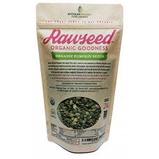 Rawseed Organic Pumpkin Seeds 8 oz 4 Pack